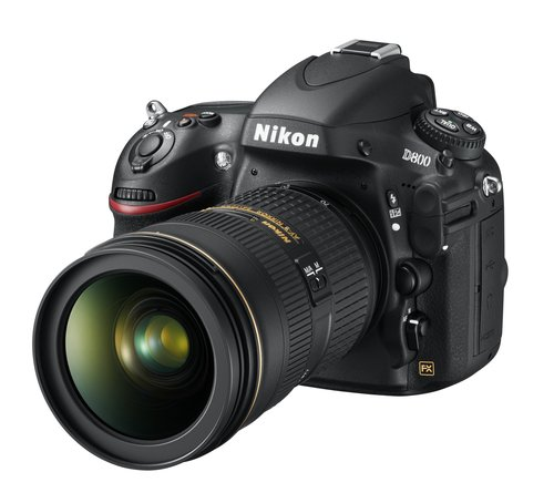 Nikon introduceert D800 met 36 megapixel CMOS sensor